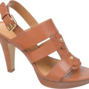 Franco Sarto Sling-Back Milena Heels Size 10M